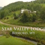 Amazing Drone Videos of Star Valley Lodge!