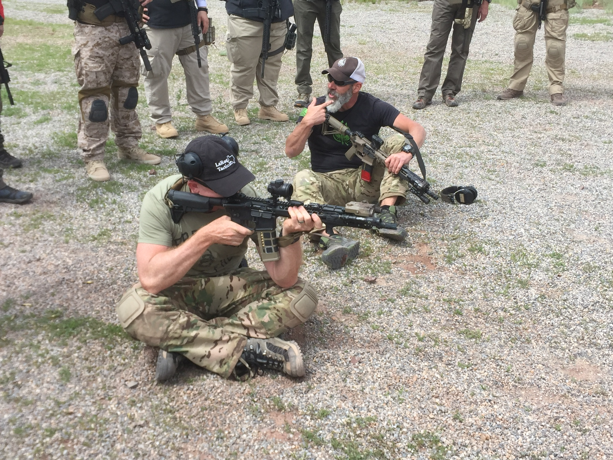 Premiere Training – Carbine Elements Theory 1 Image
