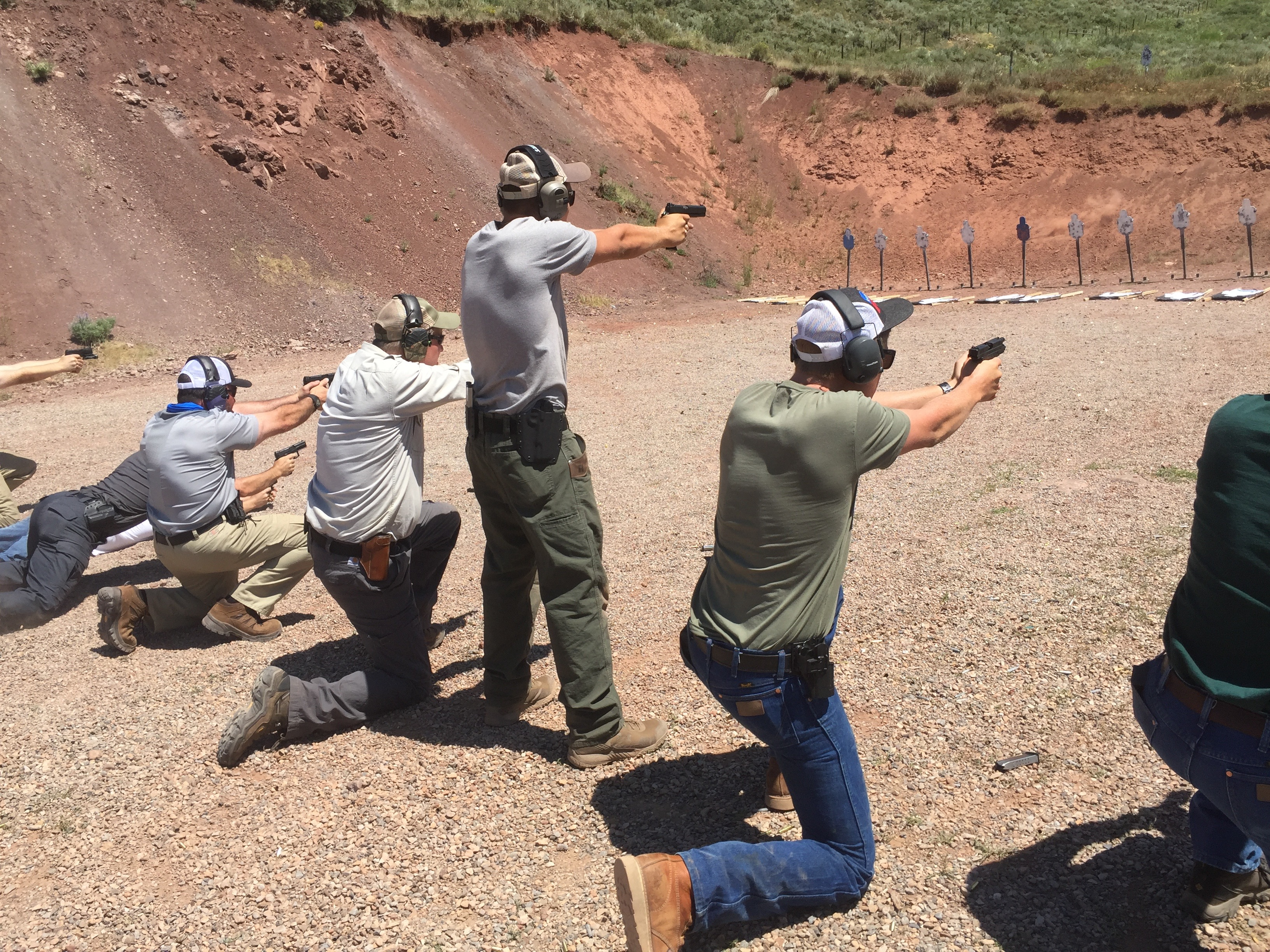 Premiere Training – Handgun Elements Image